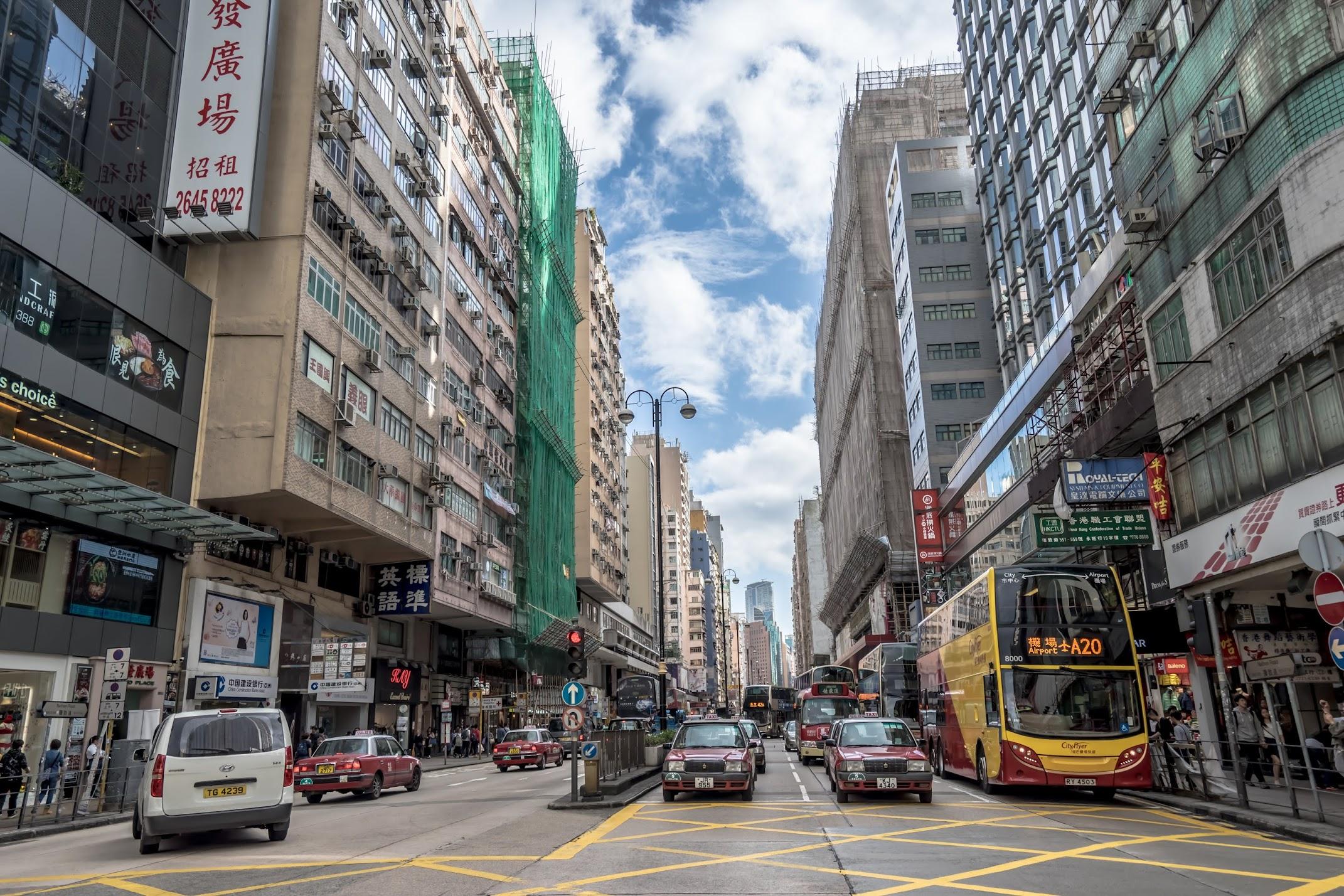 香港 油麻地2