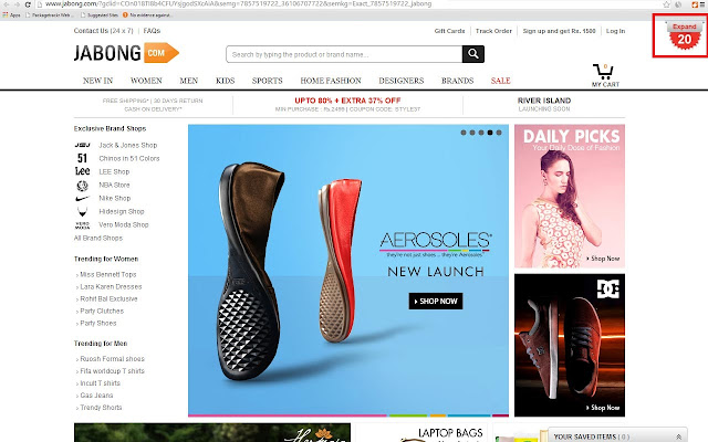 Oneindia CouponNdeal Finder