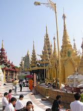 Photo: 4B241584 Birma - Rangun - Shwedagon