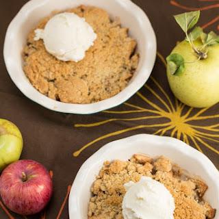 Sherry B's Apple Crisp for Two