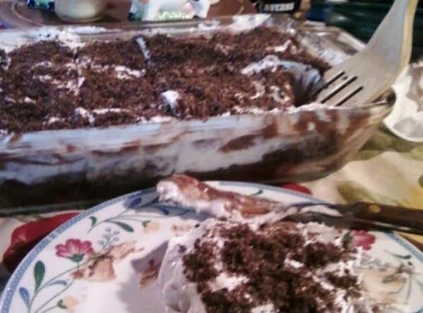 Dirt Cake No Bake Recipe