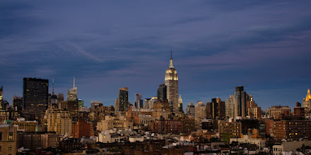 Photo: Not a bad view from the office  New York, NY