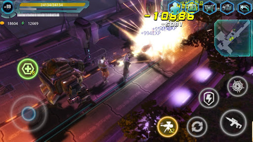 Alien Zone Raid screenshots 4