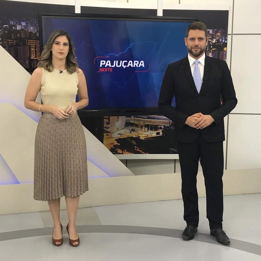 Juliana dos Anjos e Luiz Alberto, são alguns dos apresentadores demitidos na TV Pajuçara