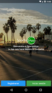 Sports4App- screenshot thumbnail