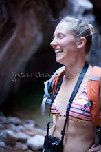 Photo: Hiking side canyon while rafting the Grand Canyon. Grand Canyon NP, AZ.