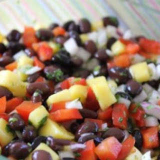 Just Julie's BBQ Mango Salsa