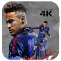 Neymar Wallpapers foot ball HD icon