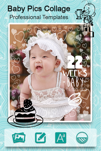 Baby Pics Collage for PC