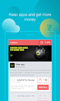 Screenshot of ladooo - Free Recharge App