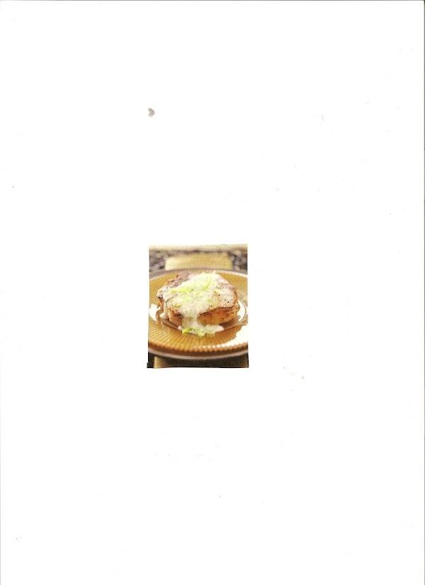 White Wine Blue Cheese Sauce Recipe