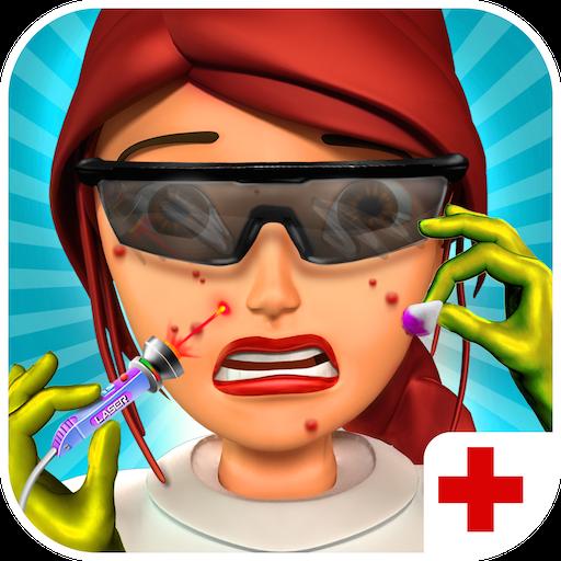 激光手术模拟器3D 休閒 App LOGO-硬是要APP