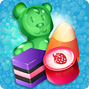 Sugar Blast: Sweet Collapse – Free Match 3 Puzzle