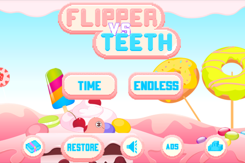 Flipper vs Teeth