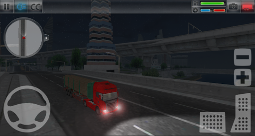 Download Truck Simulator : City 1.4 2