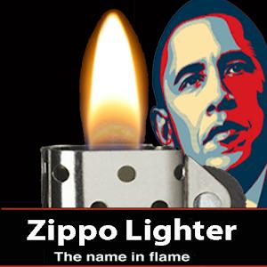 World Zippo Lighter