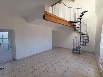 maison à Rochemaure (07)