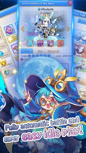 Summon Princessuff1aAnime AFK SRPG apktram screenshots 3