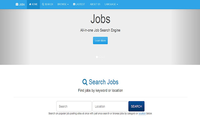 best job finding website