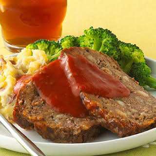Family Classic Meatloaf.