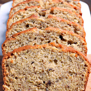 Zucchini Bread No Oil Banana Recipes