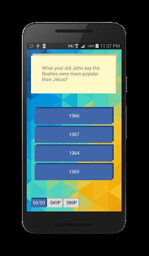 Beatles Quiz: Beatles Trivia