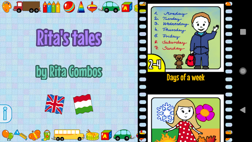 Rita's tales screenshot 1