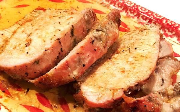 ~ Succulent Pork Loin ~