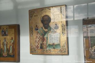 Photo: Икона св. Николая Мирликийского Чудотворца. Конец 19 в. Палех.