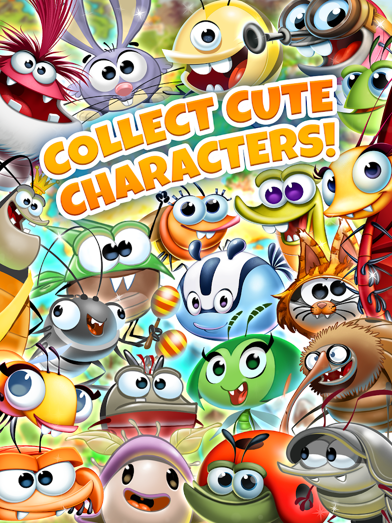 Best Fiends - Free Puzzle Game Screenshot 10