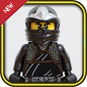 Live Wallpapers - Lego Ninja 7