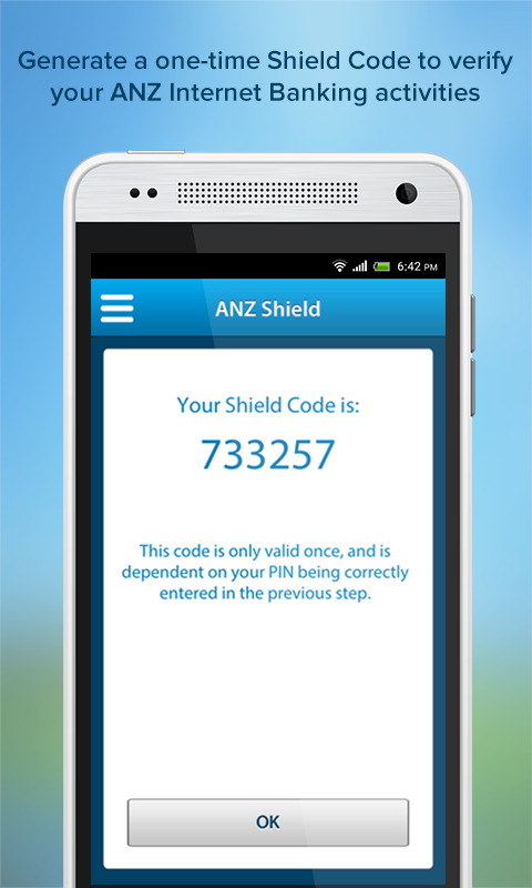 ANZ Shield- screenshot
