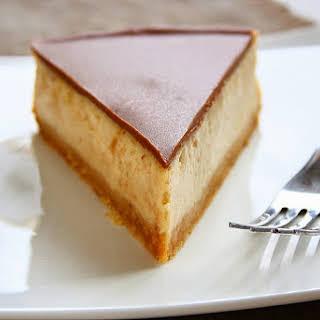 Peanut Butter Cheesecake.
