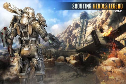 Shooting Heroes Legend: FPS Gun Battleground Games 1.2 screenshots 2