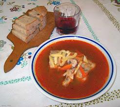 Photo: Zupa rybna z mleczem 2