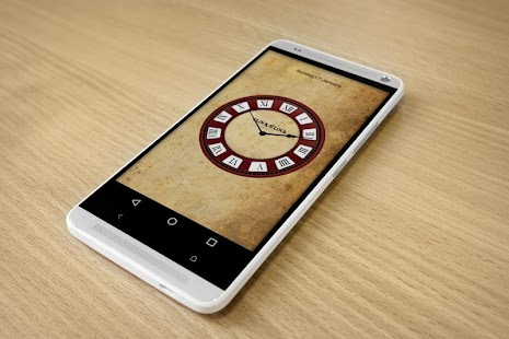 Clock N Lock-Screen Lock screenshot 7