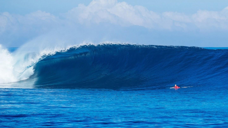 World Surf League Highlights