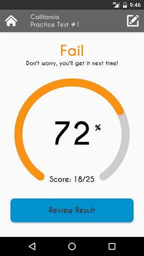 Ultimate DMV Practice Tests  screenshots 4