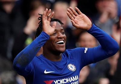 L'interdiction de transfert imposée à Chelsea pourrait avoir des conséquences pour Batshuayi
