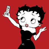 Betty Boop Snap & Share