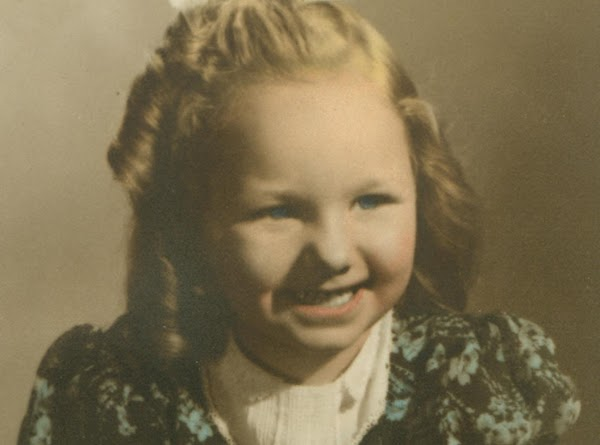 Here is me !  I loved sailors.  I was a war baby,...