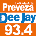 93,4 Radio DeeJay icon