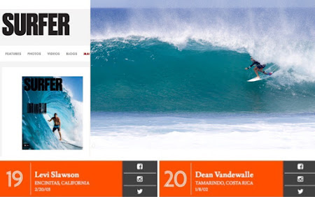 Surfer Hot Top 100