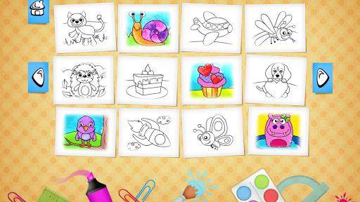 123 Kids Fun - Coloring Book 1.14 screenshots 6