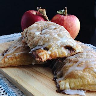 Brown Butter Brandy Apple Hand Pies
