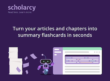 Scholarcy | Research Paper Summarizer