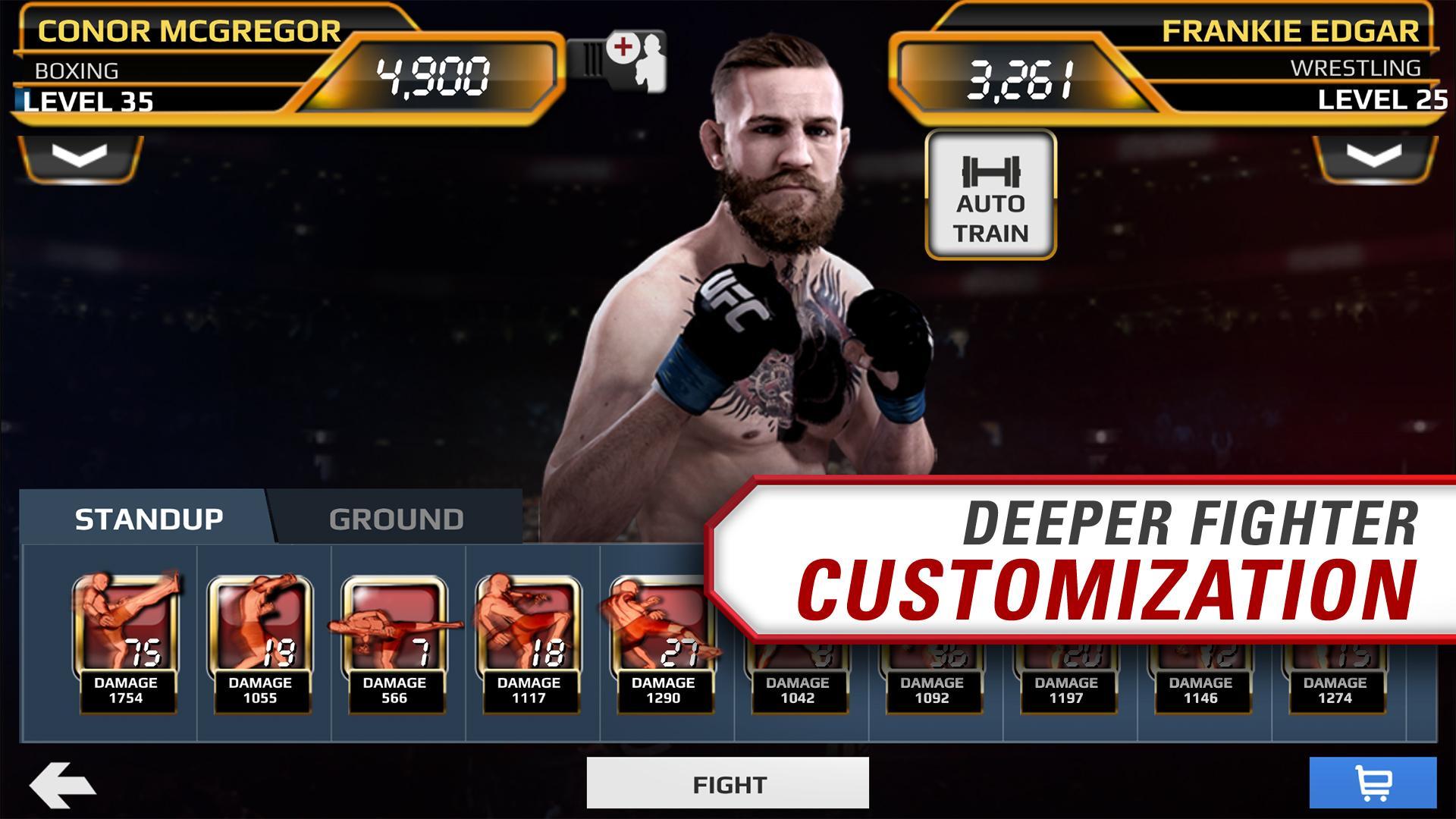 EA SPORTS UFC® screenshot #4