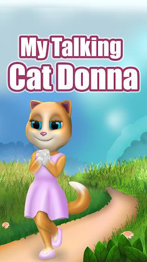 My Talking Cat Donna 1.41 screenshots 8