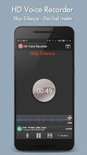 HD Voice Recorder Screenshot