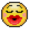 Color Pixels : color by numbers